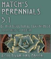 Hatch's Perennials: Acanthus to Aurinia: Version 3.1