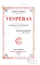 Vesperas: poesias dispersas