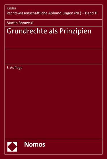 Grundrechte als Prinzipien PDF