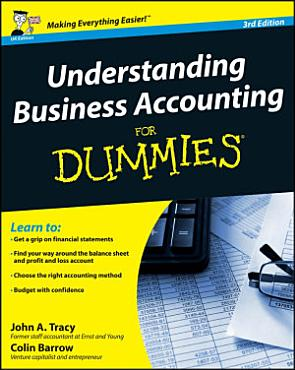 Understanding Business Accounting For Dummies PDF