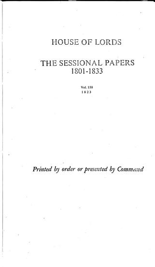 Accounts and Papers PDF