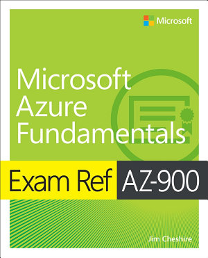 Exam Ref AZ 900 Microsoft Azure Fundamentals