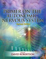 Primer on the Autonomic Nervous System PDF