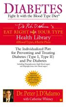 Diabetes  Fight It with the Blood Type Diet PDF