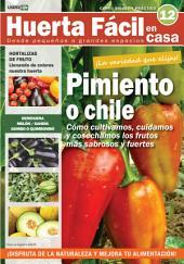 Huerta Fácil en casa12 - Cultiva desde pequeños a grandes espacios: Curso visual y práctico