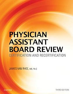 Physician Assistant Board Review Book