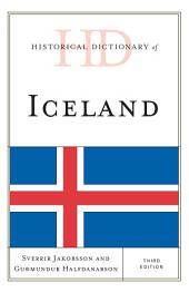 Historical Dictionary of Iceland: Edition 3