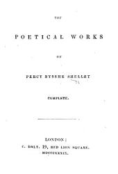 The Poetical Works of P. B. Shelley