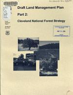Draft Land Management Plan