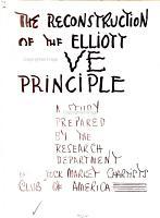 The Reconstruction of the Elliot Wave Principle PDF