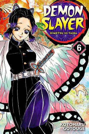 Demon Slayer  Kimetsu no Yaiba  Vol  6