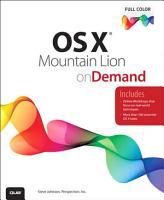 OS X Mountain Lion on Demand PDF
