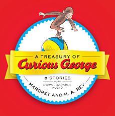 A Treasury of Curious George PDF
