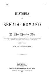 Historia del Senado romano