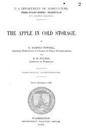 The Apple in Cold Storage