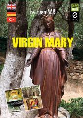 Virgin Mary: English-German-Turkish