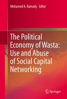 The Political Economy of Wasta  Use and Abuse of Social Capital Networking PDF