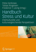 Handbuch Stress und Kultur PDF