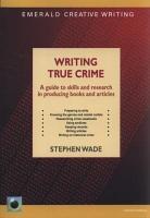 Writing True Crime PDF