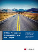 Ethics  Professional Responsibility and the Lawyer