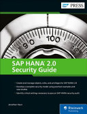 SAP HANA 2 0 Security Guide PDF