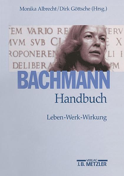 Bachmann Handbuch