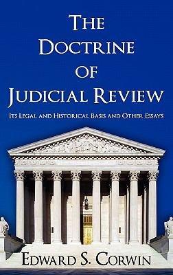 The Doctrine of Judicial Review PDF
