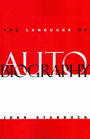 The Language of Autobiography PDF
