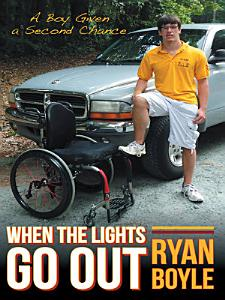 When the Lights Go Out Book