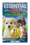 Essential Oils for Your Pet