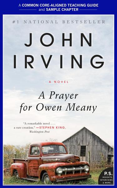 Download A Teacher s Guide for a Prayer for Owen Meany Book