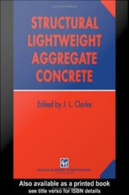 Structural Lightweight Aggregate Concrete
