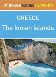 The Ionian Islands (Rough Guides Snapshot Greece)