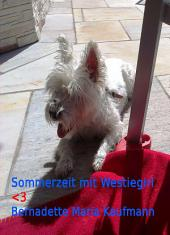 Sommerzeit mit Westiegirl