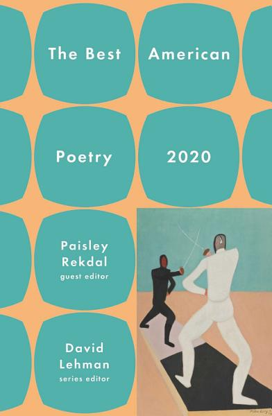 Download The Best American Poetry 2020 Book