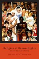 Religion and Human Rights PDF