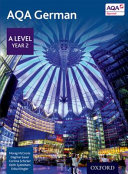 AQA a Level German Student Book