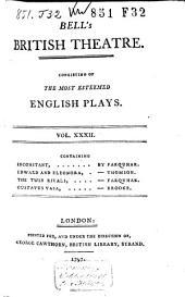 Bell's British Theatre: Volume 32
