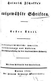 Heinrich Zschokke's Ausgewählte Schriften ...