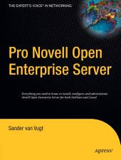 Pro Novell Open Enterprise Server
