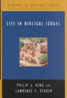 Life in Biblical Israel PDF