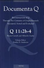 Q 11:2b-4
