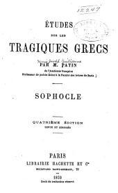 Études sur les tragiques grecs: livre IV. Théâtre d'Euripide. 1873
