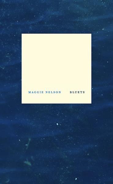 Bluets Pdf Book