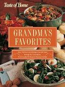 Taste Of Home Grandma s Favorites