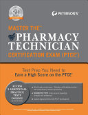 Master the Pharmacy Technician Certification Exam  Ptce