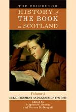 Edinburgh History of the Book in Scotland, Volume 2: Enlightenment and Expansion 1707-1800