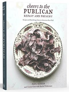 Cheers to the Publican  Repast and Present Book