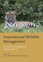 International Wildlife Management PDF