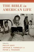 The Bible in American Life PDF